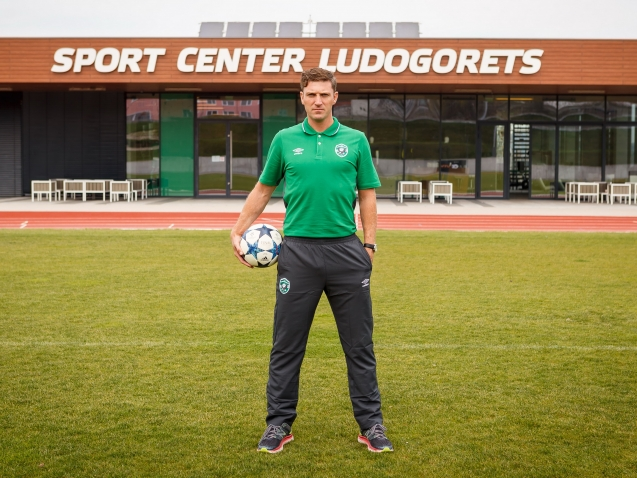 INTERVIEW WITH IAN COLL – VISTING PFC LUDOGORETS